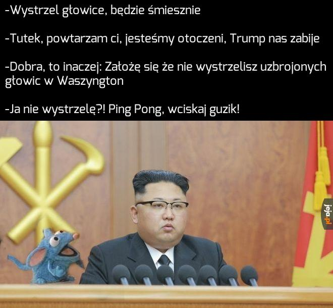 Nowy doradca Kima