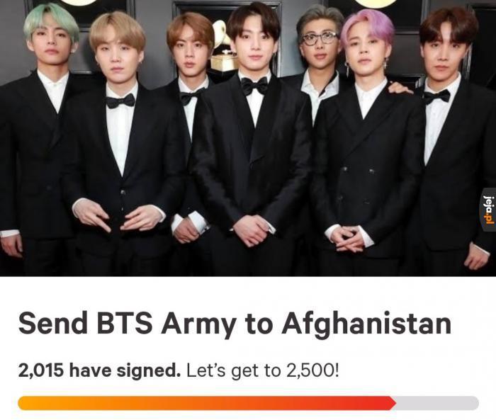 To kto chciałby podpisać?