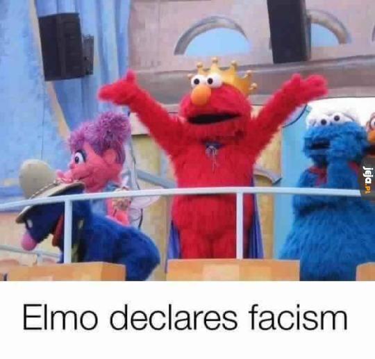 Obwieszczenie Elmo