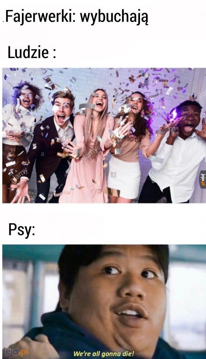Dwie różne reakcje