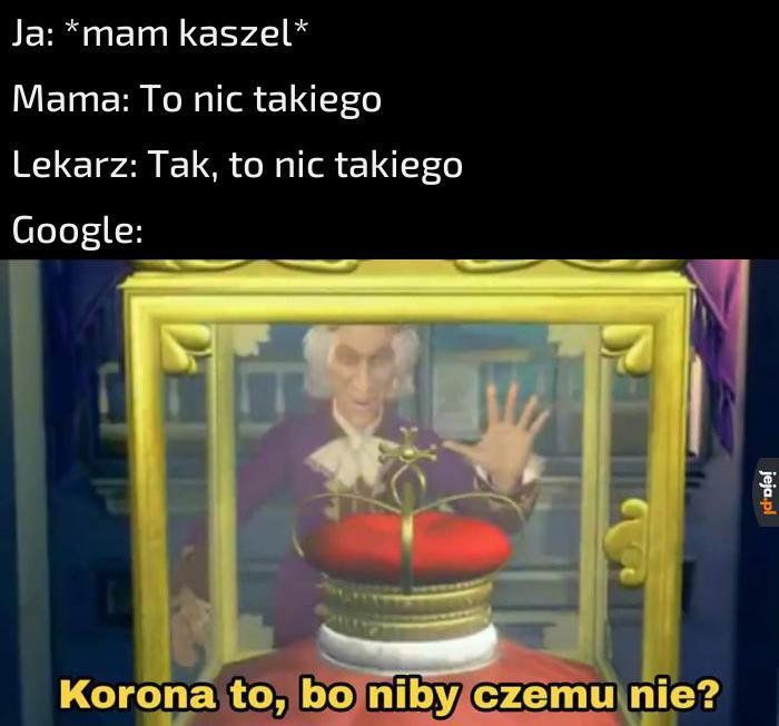 Google tak ma