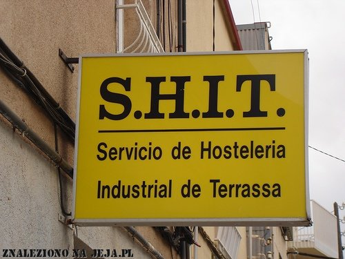 S.H.I.T