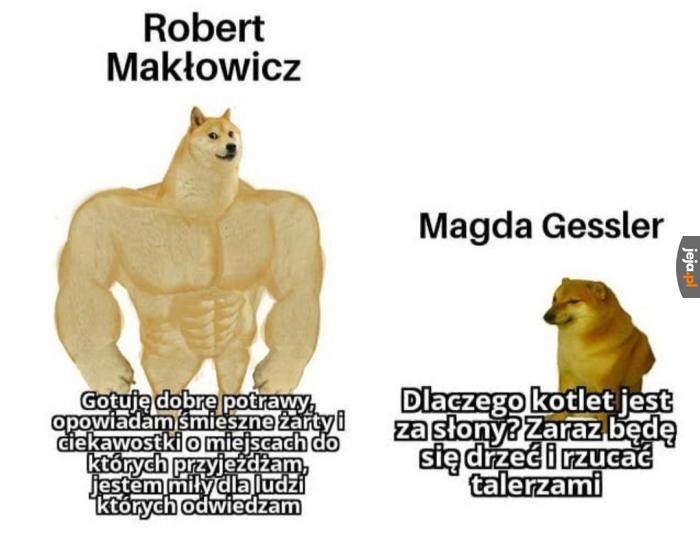 Makłowicz to szef