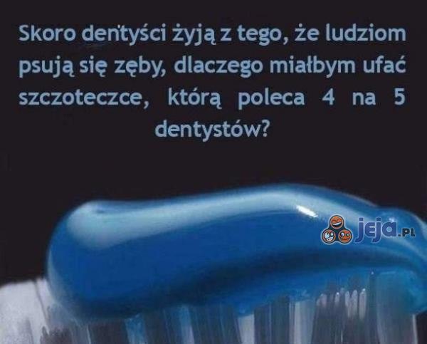 Prawda o dentystach
