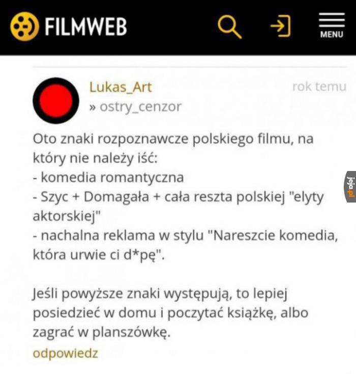 Polska komedia romantyczna