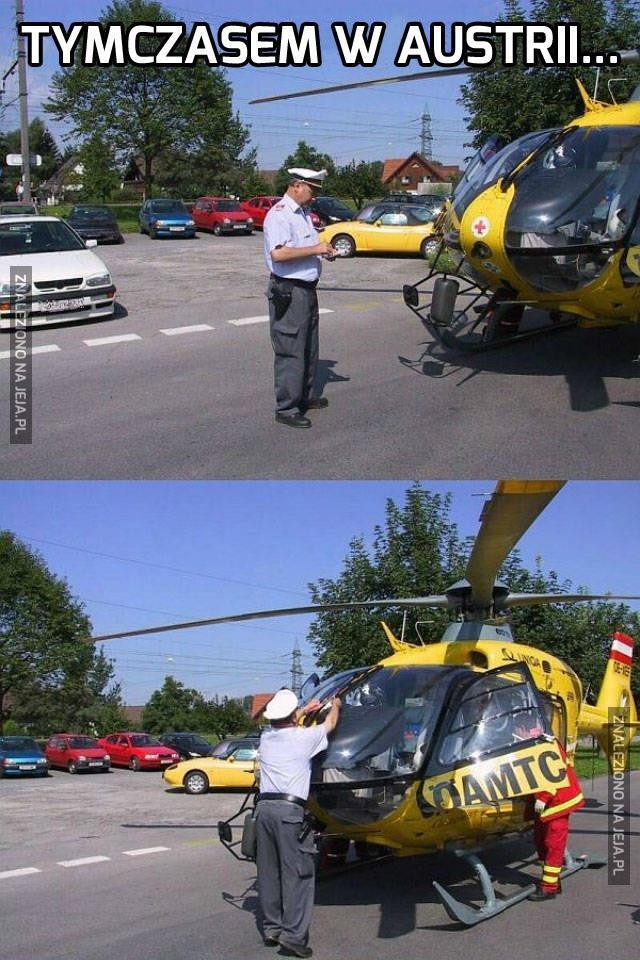 Mandacik za parkowanie