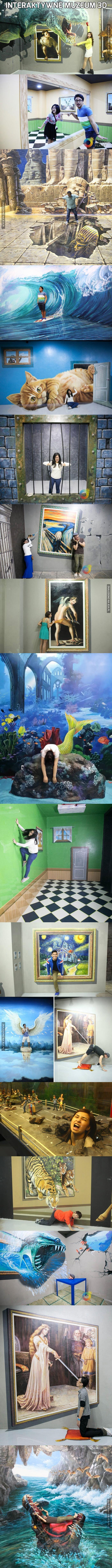Interaktywne muzeum 3D