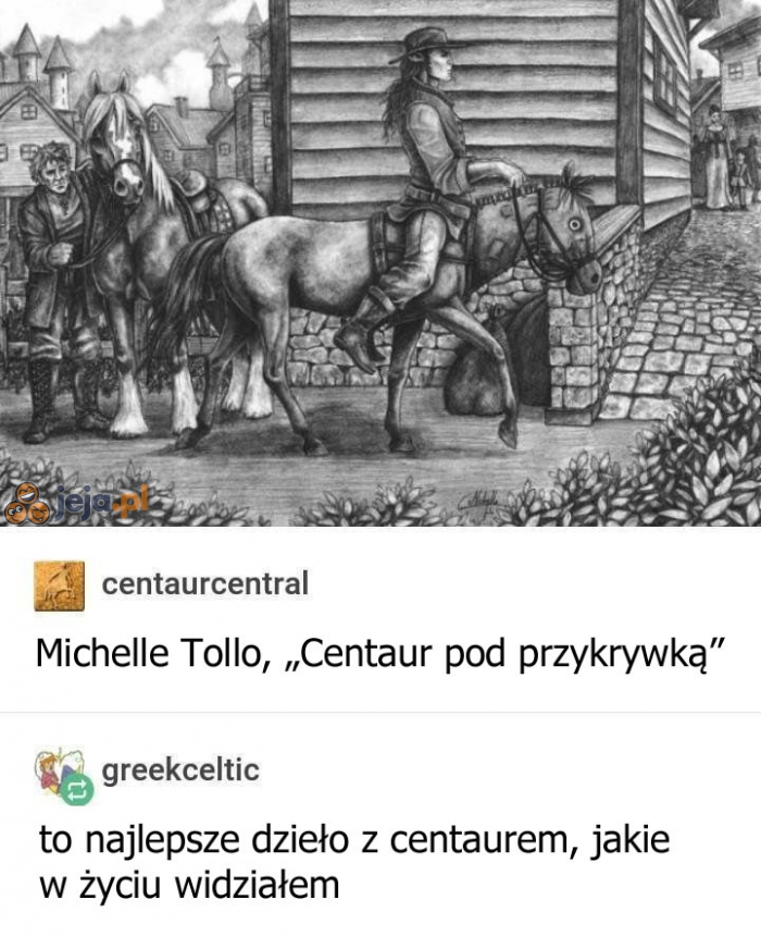 Przebiegły centaur