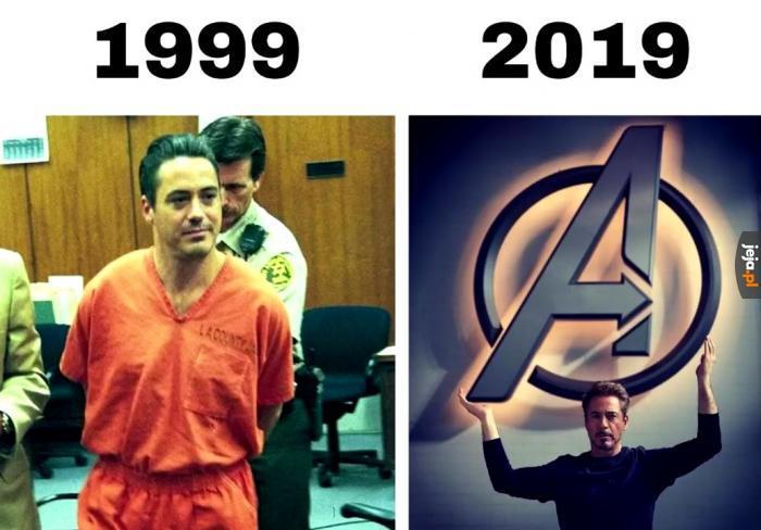 Dwadzieścia lat różnicy