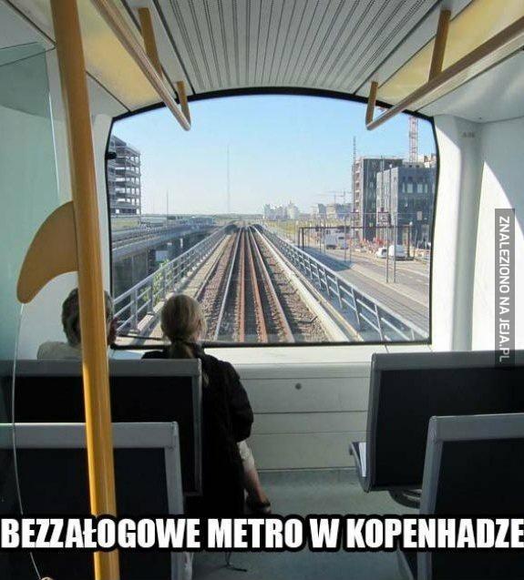 Bezzałogowe metro