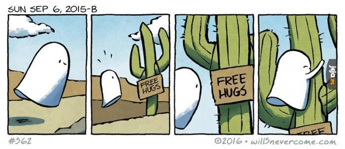 Niech no cię przytulę