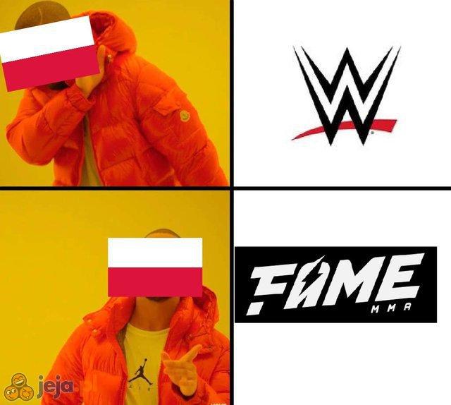 Polskie preferencje odnośnie sportów walki