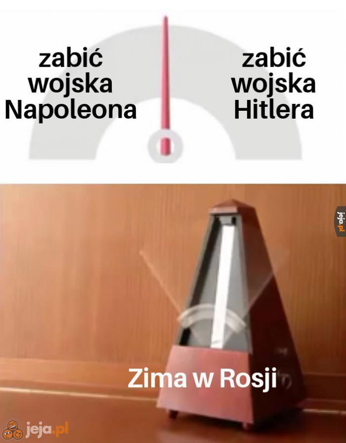 Ten historyczny mem