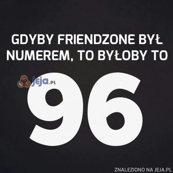 Gdyby friendzone był numerem