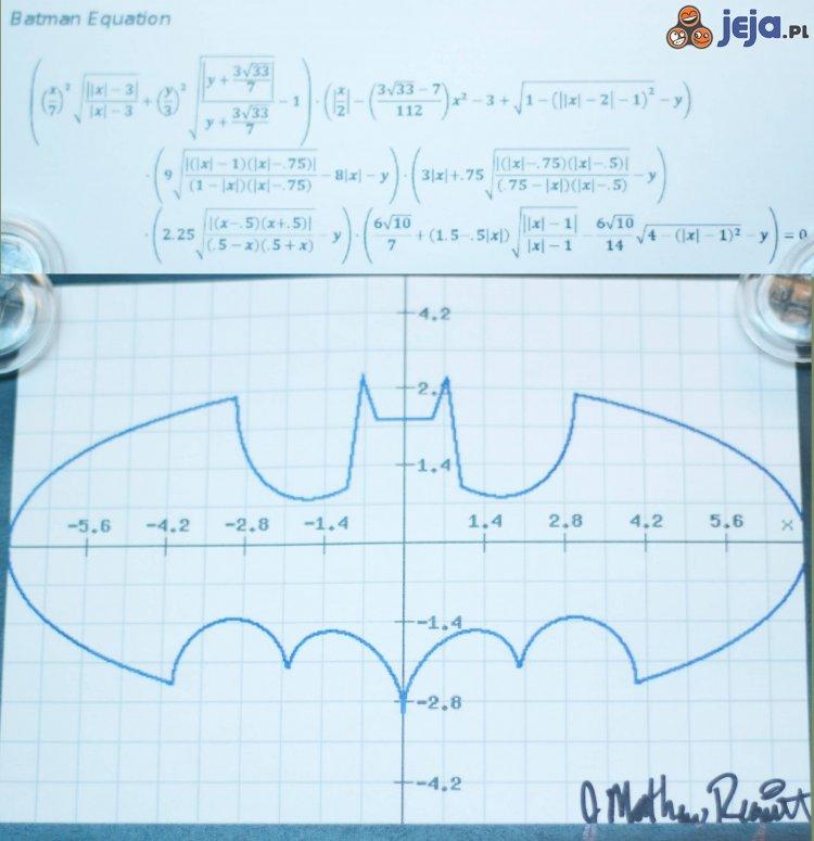 Równanie Batmana