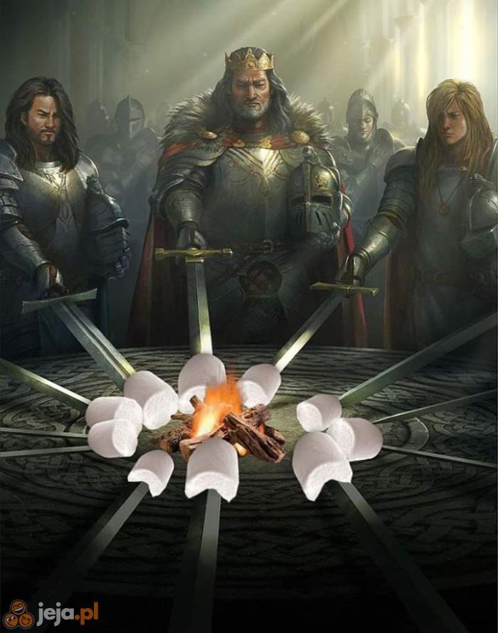 Pora na ognisko