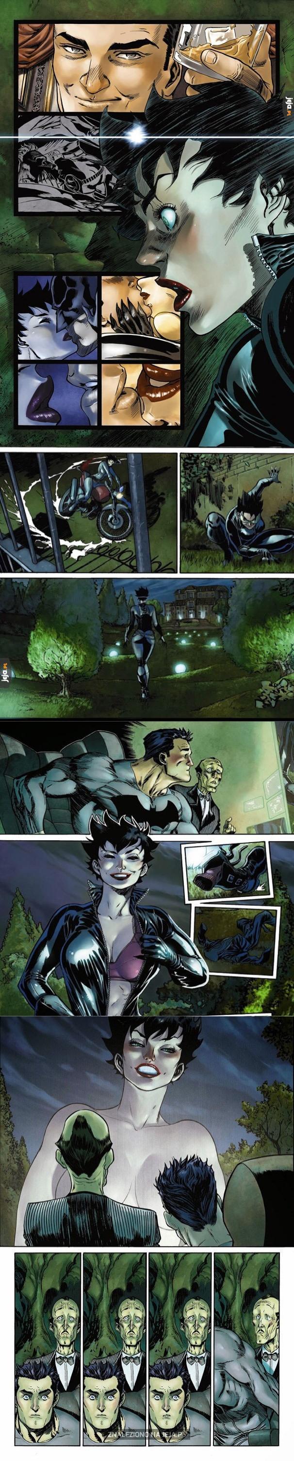 Batman wkracza do akcji