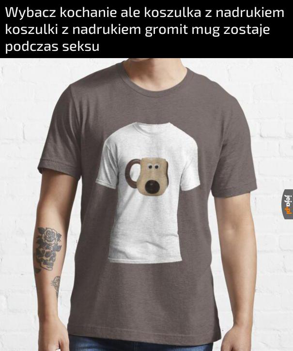 Piękna koszulka
