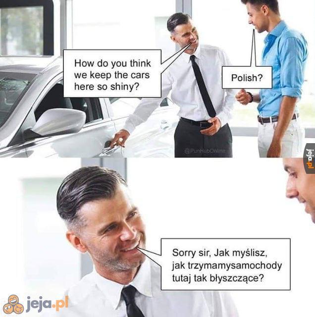 Angielsko-polskie śmieszki