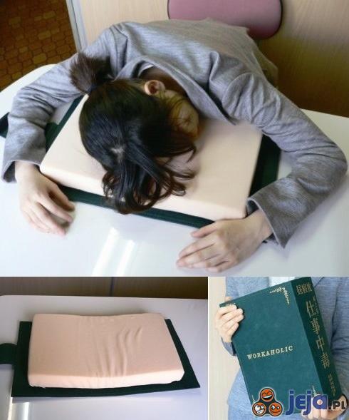 Książka dla śpiochów
