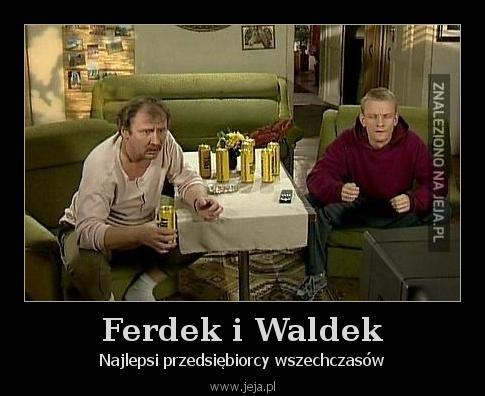 Ferdek i Waldek