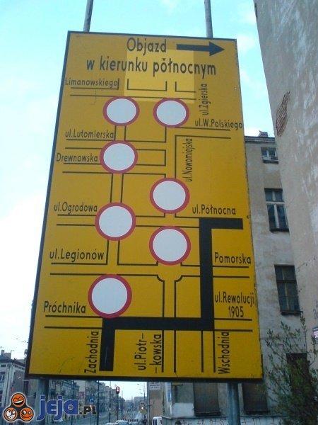 Remonty w Łodzi