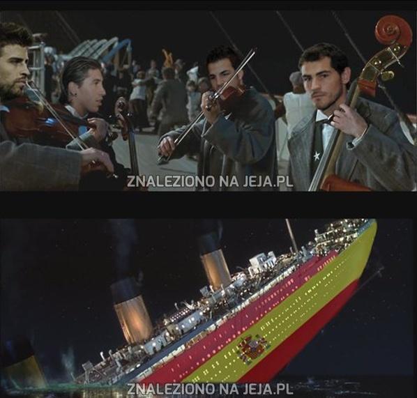 Hiszpanii już dziękujemy!