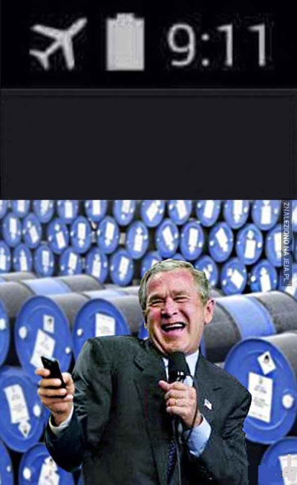 Śmieszek Bush