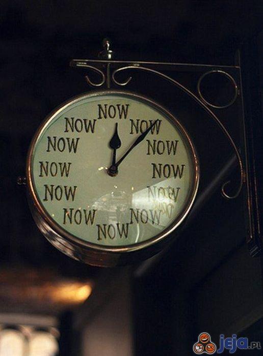 Jaka jest teraz godzina?