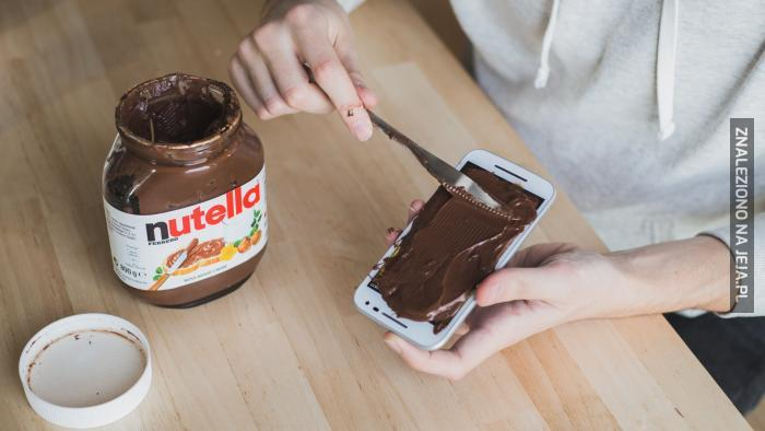 Nutella na Androidy
