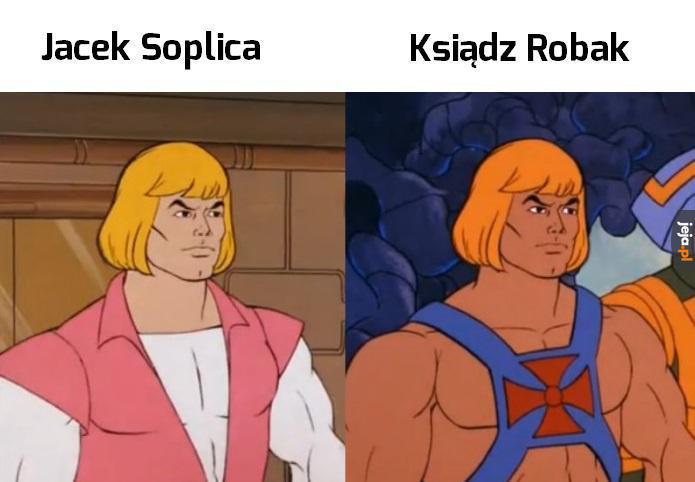 Są dziwnie podobni...