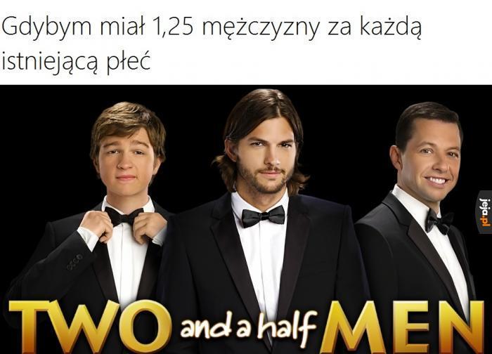 Dwóch i pół