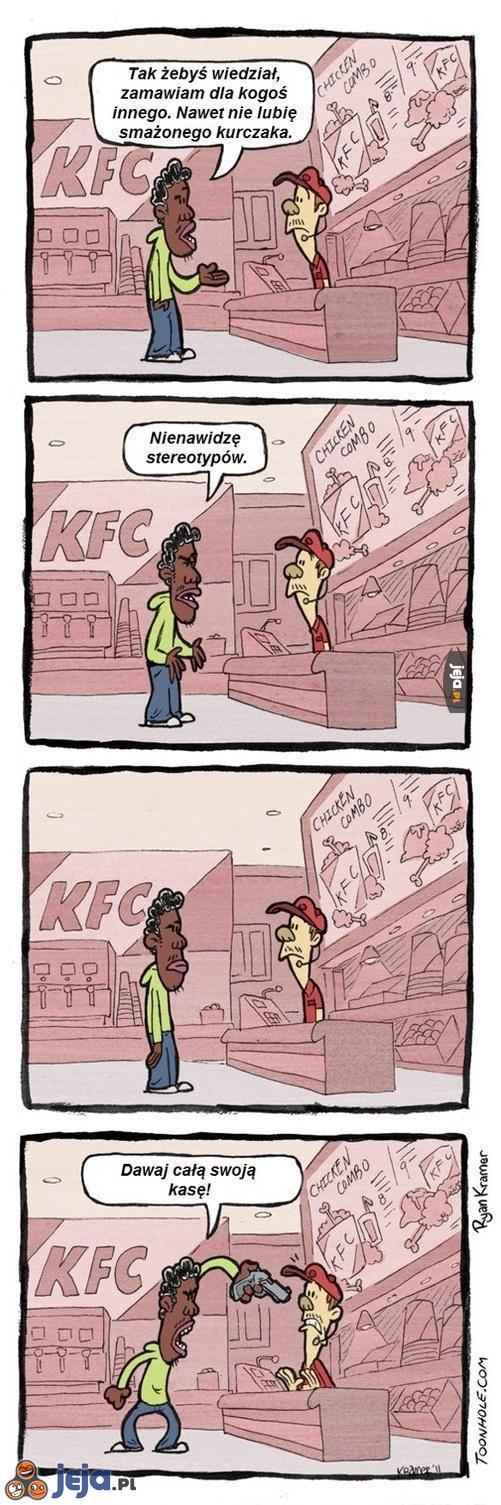 Kurczakowe stereotypy