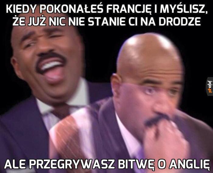 Wszystko by się udało, gdyby nie ci wścibscy Polacy!