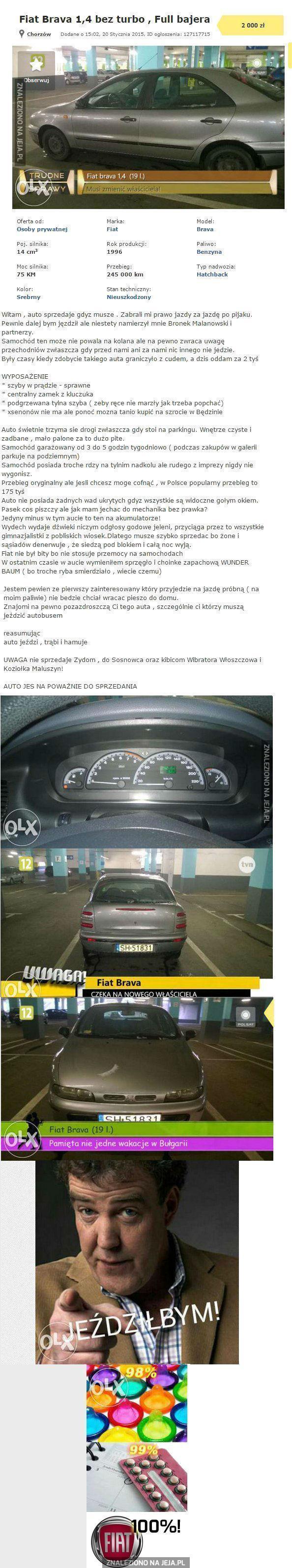 Tak się sprzedaje samochody!