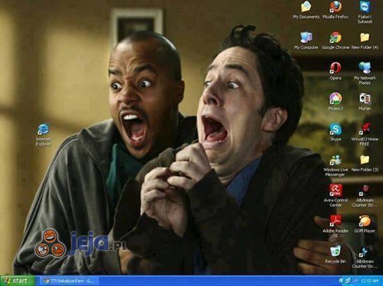 Aaa, to Internet Explorer!