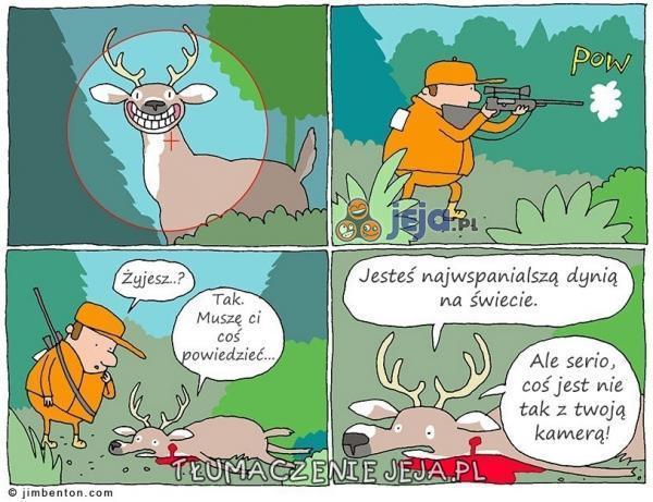 Historia z polowania
