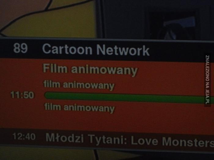 Film potrójnie animowany