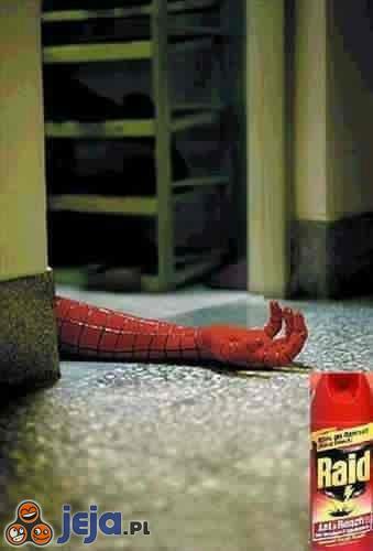 Jedyna słabość Spidermana