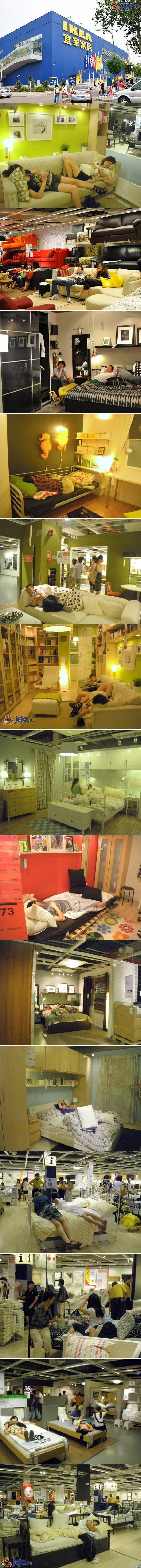 Ikea w Chinach
