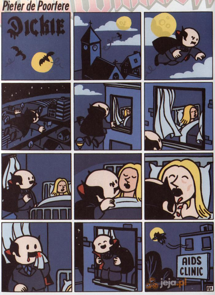 Pechowy wampir