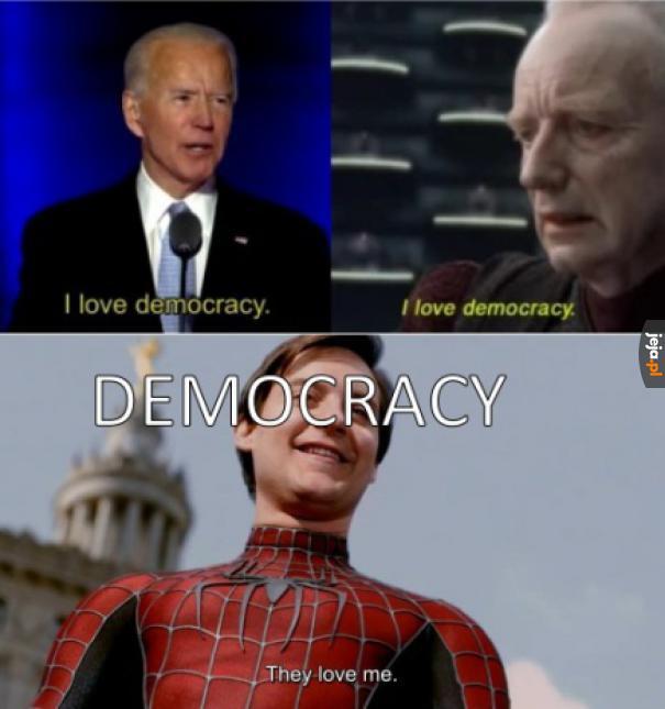 Dobra ta demokracja