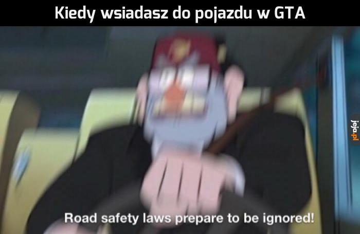 Przepisy? A co to takiego?