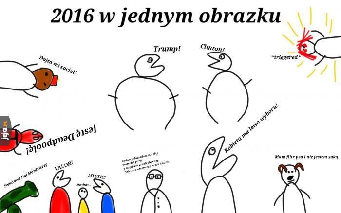 2016 w pigułce