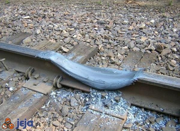 Spowalniacz i tak już wolnych pociągów
