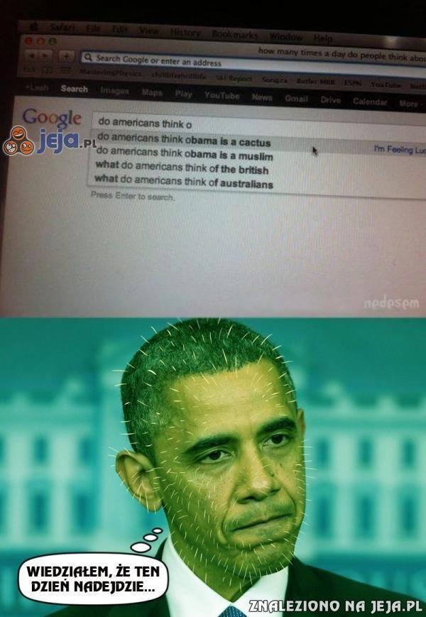 Prawda wyszła na jaw, panie Obama!