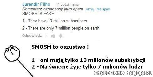 Na świecie żyje tylko 7 milionów ludzi!