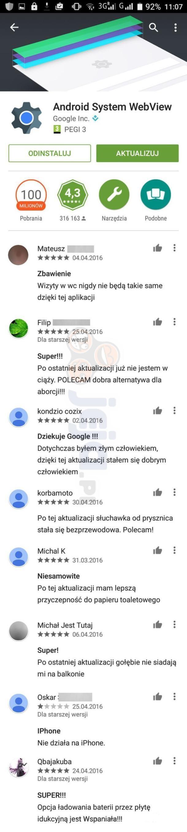 Cudowna aplikacja