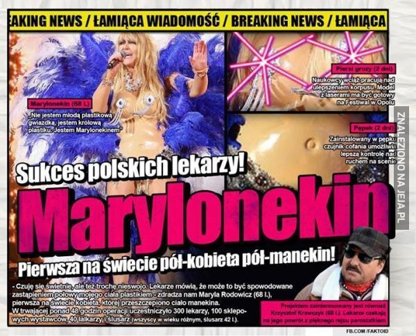 Sukces polskich lekarzy!