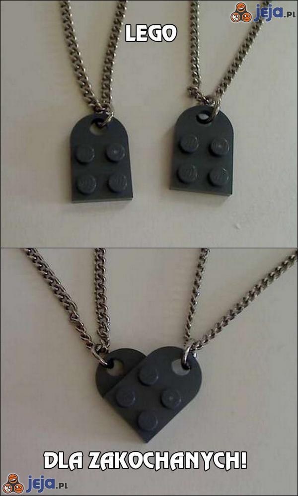 Lego dla zakochanych